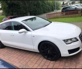 AUDI A7 3.0 TDI FOR SALE IN KILDARE FOR €14,400 ON DONEDEAL