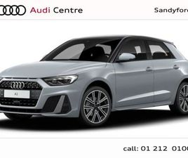 AUDI A1 SPORTBACK 30 TFSI 110HP S-LINE 4DR FOR SALE IN DUBLIN FOR €32,353 ON DONEDEAL