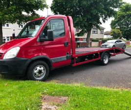 IVECO DAILY 35C12 RECOVERY LOW MILEAGE NEW D.O.E FOR SALE IN DUBLIN FOR €9,500 ON DONEDEAL