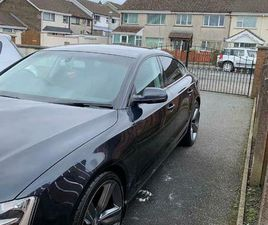AUDI A5 B8.5 2012 LOW MILES (OPEN TO SWAP)