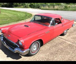 FOR SALE: 1957 FORD THUNDERBIRD IN HARPERS FERRY, WEST VIRGINIA
