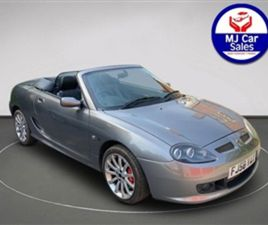 USED 2008 MG MGTF 1.8 135 LE 500 2D 137 BHP CONVERTIBLE 45,000 MILES IN GREY FOR SALE | CA