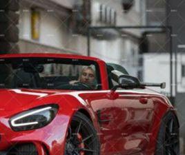 MERCEDES-BENZ AMG GT R ROADSTER 1 - 750 WELTWEIT & SEHR SELTEN