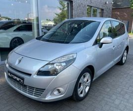 RENAULT GRAND SCENIC III 1.6 DCI DYNAMIQUE NAVI|PDC|SHZ