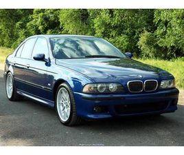 2001 BMW M5 1-OWNER
