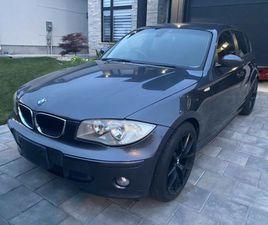 2005 BMW 118I RIGHT HAND DRIVE | CARS & TRUCKS | LONDON | KIJIJI