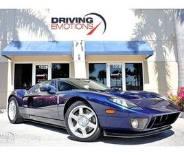 2006 FORD GT FACTORY STRIPE DELETE! NO OPTION CAR! COLLECTOR!!