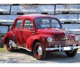 1948 RENAULT 4CV SALOON
