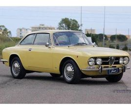 1971 ALFA ROMEO GTV 1750 COUPE