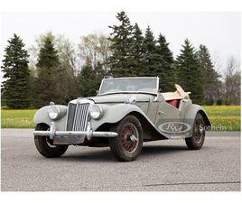 1954 MG TF ROADSTER