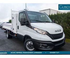 IVECO DAILY III 35C16H 3.0 3750 160 CH BENNE + ...
