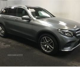 USED 2018 MERCEDES-BENZ GLC 220 D 4M AMG LINE PRE NOT SPECIFIED 28,217 MILES IN GREY FOR S