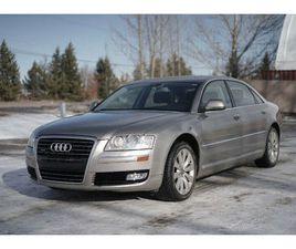 2009 AUDI A8L FOR SALE | CARS & TRUCKS | EDMONTON | KIJIJI