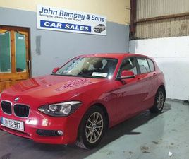 BMW 1 SERIES NEW NCT 114D SE Z1DG 4DR FOR SALE IN CORK FOR €11,250 ON DONEDEAL