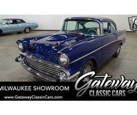 1957 CHEVROLET 210 2 DOORS