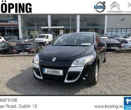 RENAULT MEGANE 1.5 DCI 110 TOM 2DR COUPE // EXCEL FOR SALE IN DUBLIN FOR €6,950 ON DONEDEA