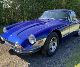 TVR TAIMAR £20K RESTORATION. NEW CHASSIS. ONE OF THE LAST MADE.