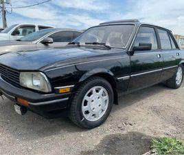 1987 PEUGEOT 505 TURBO | CLASSIC CARS | CAMBRIDGE | KIJIJI