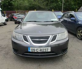 09 SAAB 93 LOW TAX DSL NEW NCT FOR SALE IN WEXFORD FOR €1,975 ON DONEDEAL