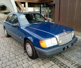1987 MERCEDES - BENZ W124 300 DIESEL FOR SALE IN LIMERICK FOR €9,500 ON DONEDEAL
