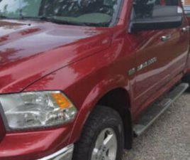 2012 RAM 1500 OUTDOORSMAN 4X4 | CARS & TRUCKS | ST. CATHARINES | KIJIJI