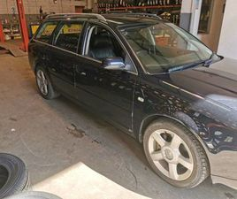 AUDI A6 C5 2005 2.5 TDI QUATTRO NEW NCT FOR SALE IN CLARE FOR €2,000 ON DONEDEAL