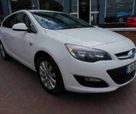 OPEL ASTRA TECH LINE 1.6CDTI 110PS S/S ECOFLEX NA FOR SALE IN DUBLIN FOR €8,950 ON DONEDEA