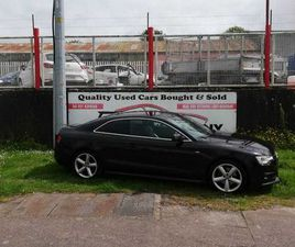 AUDI A5, 2012 FOR SALE IN CORK FOR €12,750 ON DONEDEAL