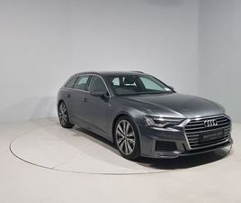 AUDI A6 S LINE 40 TDI AVANT FOR SALE IN CORK FOR €48,900 ON DONEDEAL