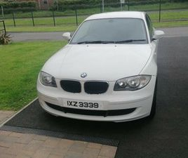 BMW, 1 SERIES, HATCHBACK, 2011, MANUAL, 1995 (CC), 3 DOORS