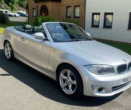 BMW 118D EXCLUSIVE EDITION