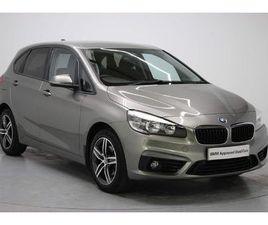 BMW 2 SERIES ACTIVE TOURER 216D SPORT ACTIVE TOURER 1.5 4DR