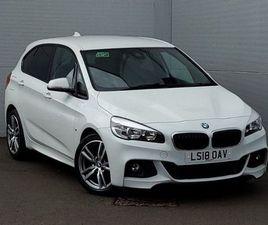 BMW 2 SERIES DIESEL ACTIVE TO 218D M SPORT 5DR [NAV] STEP AUTO 2.0