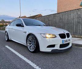 BMW E92 M3 2011 COMPETITION