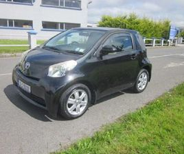 TOYOTA IQ 1.0 STRATA 3DR FOR SALE IN CORK FOR €4,700 ON DONEDEAL