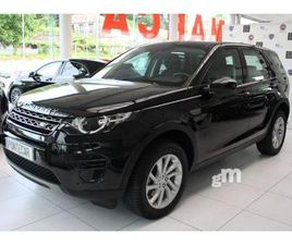 LAND-ROVER DISCOVERY SPORT 2.0L TD4 110KW 150CV 4X4 SE