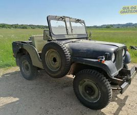 WILLYS JEEP 1963 M38A1