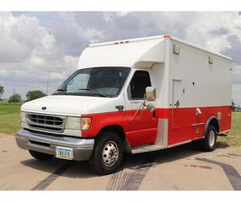 FOR SALE: 2002 FORD E-SERIES IN CLARENCE, IOWA