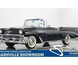 FOR SALE: 1956 CHEVROLET BEL AIR IN LAVERGNE, TENNESSEE