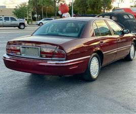 FOR SALE: 1999 BUICK PARK AVENUE IN CADILLAC, MICHIGAN