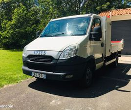 IVECO 35C13 BENNE JPM 130CH
