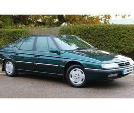 1997 CITROEN XM 2.0 SX HATCHBACK - £3,495