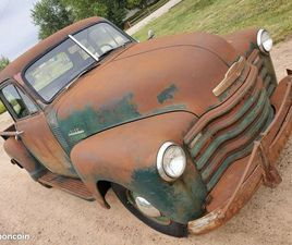 CHEVROLET 1953 PICKUP 3100