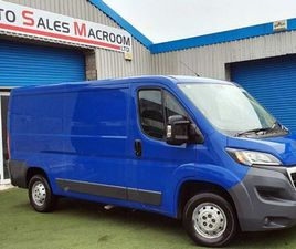 PEUGEOT BOXER 2.0HDI 130BHP L2H1 MWB LOW ROOF NEW FOR SALE IN CORK FOR €10,000 ON DONEDEAL