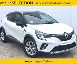 RENAULT CAPTUR E-TECH ICONIC PLUG IN HYBRID FOR SALE IN CARLOW FOR €29,500 ON DONEDEAL