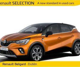 RENAULT CAPTUR GT LINE FOR SALE IN DUBLIN FOR €27,900 ON DONEDEAL