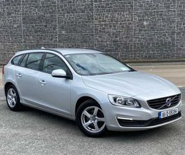 VOLVO V60 2.0D D2 BUSINESS EDITION FOR SALE IN DUBLIN FOR €14,995 ON DONEDEAL