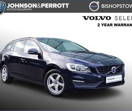 VOLVO V60 D2 120BHP EDITION (XENON HEADLIGHTS NA FOR SALE IN CORK FOR €23,900 ON DONEDEAL