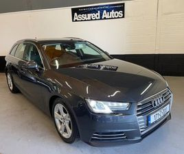 AUDI A4 AVANT 2LTR TDI SPORT 150 BHP FOR SALE IN CORK FOR €18,900 ON DONEDEAL