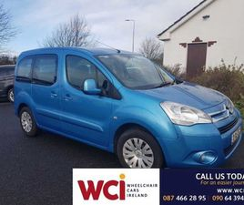 WHEELCHAIR ACCESSIBLE CITROEN BERLINGO FOR SALE IN CORK FOR €6,450 ON DONEDEAL